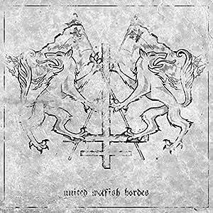 Faagrim / Zwartplaag - United wolfish hordes SPLIT-CD