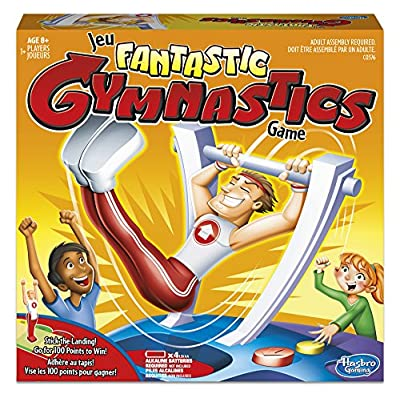 Hasbro - C03761010 - Fantastic Gymnastics