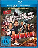 Sharknado 1-3 Box-Edition (3 Blu-rays 3D inkl. 2D Versionen plus Bonus DVD)