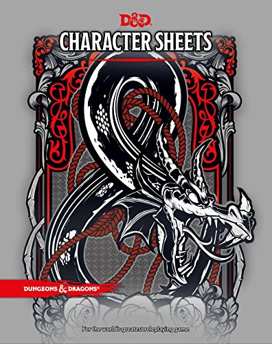 D&D Character Sheets por Wizards Rpg Team