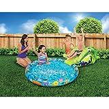 Banzai 20902 Alligator Slide n Splash Pool