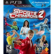 Sony Sports Champions 2, PS3 - Juego (PS3, PlayStation 3, Deportes, San Diego Studio, Zindagi Games)