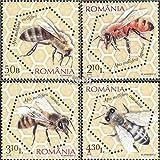Rumänien 6406A-6409A (kompl.Ausg.) 2010 Honigbienen (Briefmarken für Sammler)