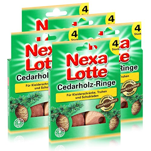 Nexa Cedarholz-Ringe 6