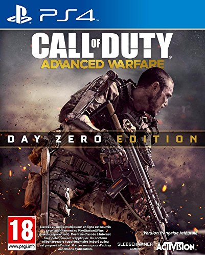 Call of duty : advanced warfare - édition day zero - playstation 4 - [edizione: francia]