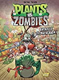 Plants vs zombies - Bataille extravaganza (French Edition)