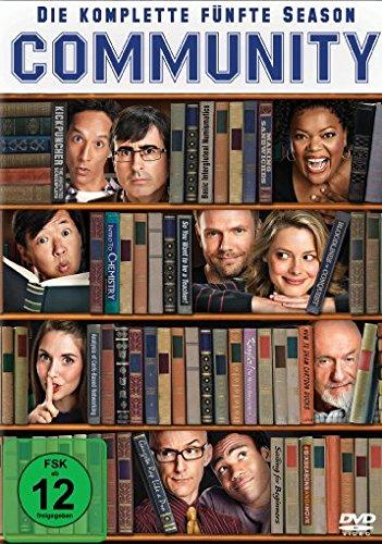 Community - Die komplette fünfte Season [2 DVDs]