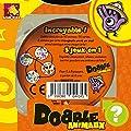 Asmodee - Jeux de Société - Dobble Animaux, DOAN01FR