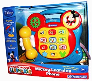 Disney Mickey Mouse Clubhouse MICKEY LEARNING PHONE