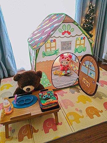 Zoom IMG-1 homfu tenda casetta per bambini