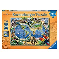 Ravensburger 13173 World of Wildlife XXL Jigsaw Puzzle - 300 Pieces
