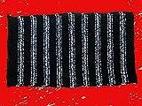 Alfombra tejida a mano / hilo textil / zpagetti / dimensiones. 82x42/ incluso tejido a ganchillo / hilado textil / HECHO A MANO !!!