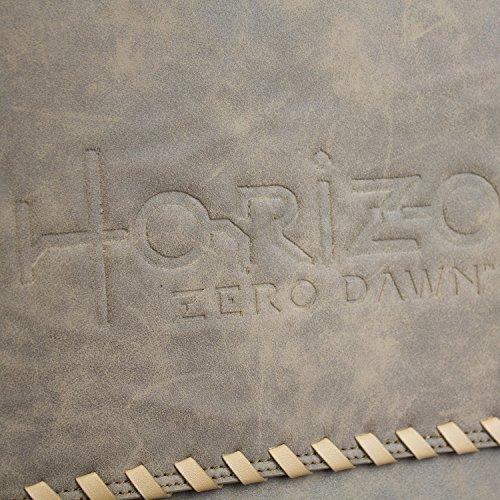 Horizon Zero Dawn Messenger Bag Logo - [Edizione: Germania] marrone