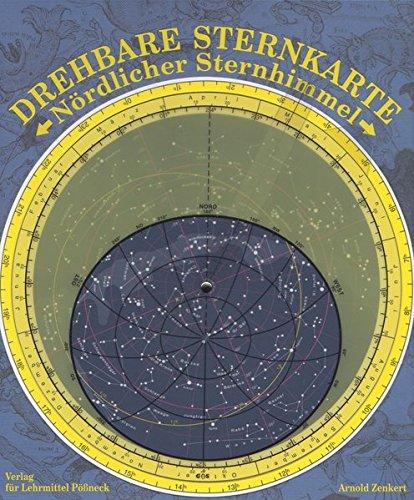 Drehbare Sternkarte mit Planetenzeiger: Nördlicher Sternhimmel (Sternkarte / Nördlicher Sternhimmel)