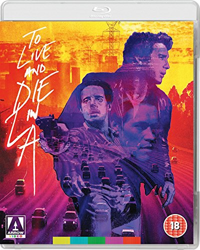 To Live And Die In L.A. Dual Format [Blu-ray]