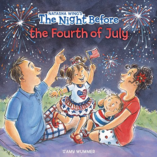 The Night Before the Fourth of July par Natasha Wing