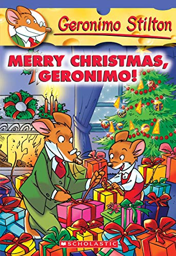 Geronimo Stilton #12: Merry Christmas, Geronimo! par Geronimo Stilton