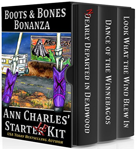 boots-bones-bonanza-ann-charles-startle-kit-english-edition