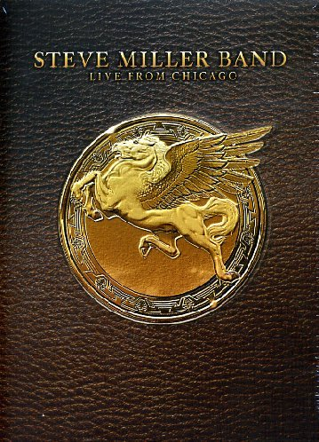 Steve Miller - Live from Chicago (+ Audio-CD) [2 DVDs]