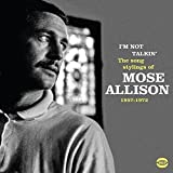 I'm Not Talkin:Song Stylings [Import allemand]