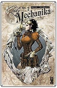 """Afficher """"Lady Mechanika n° 02 Le mystère du corps mécanique"""""""
