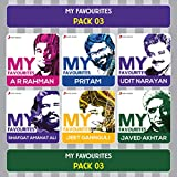 #7: My Favourites Pack 3 (Biggest artists and their greatest hits from the maestros, Set Of 6 Cds With 65 + Tracks)