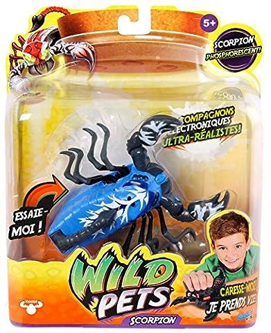Kanaï Kids - KK290044 - Scorpion Eperon Interactif - Wild Pets - Capteurs Sensitifs