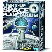 Great Gizmos 4M Kidz Labs Light-Up Planetarium