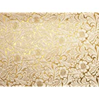 Luxury Gold Damask Wrap by Unravel A Gift