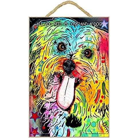 Maltese Dog-'Dean Russo'regalo, motivo: