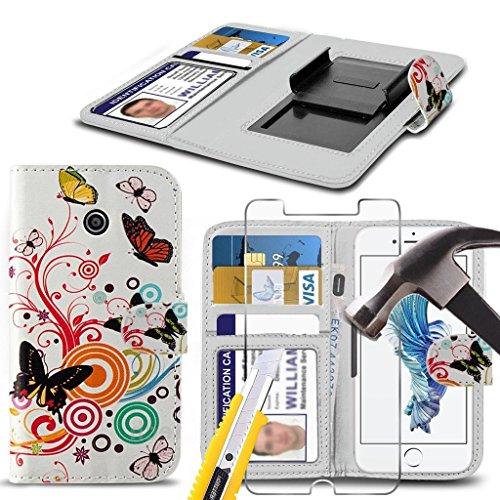 i-Tronixs Printed Design Schutzhülle für oukitel U22Schutzhülle Tasche hohe Qualität Dünne Effekt HOLDit Klemmfeder Clip auf verstellbar Buch -