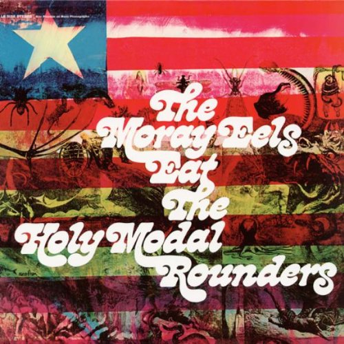 Cover The Mooray Eels Eat the Holy Modal Round-180g Lp [Vinyl LP]