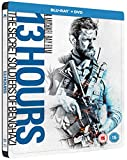 13 Hours: The Secret Soldiers Of Benghazi Limited Edition Steelbook / Import / Blu Ray + DVD / Region Free Blu Ray