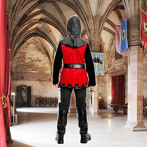 Kostümplanet® Ritter Kostüm Kinderkostüm Ritter Größe 116 - 7