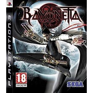 Sega Bayonetta (Pegi-AT)