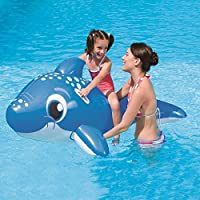 Bestway Dolphin Ride-On - 63 x 35 Inches