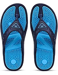 fc42c316779c DZVR Unisex Acupressure Health Care Slipper   Flip Flops Thongs