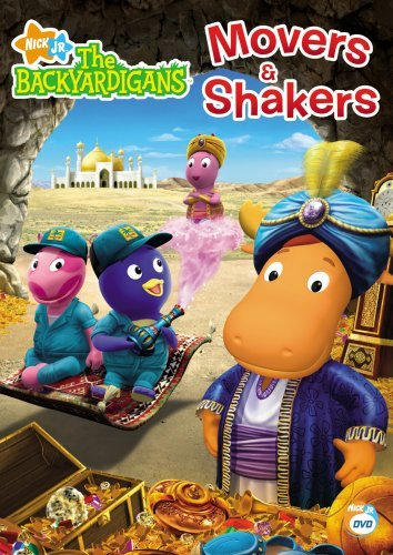 The Backyardigans - Movers & Shakers - Backyardigans Dvd