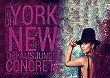Alicia Keys-Empire State of Mind-PAROLES Poster-Pop Star Legend Superstar King Best couleur unique Imprimé photo A4Poster mural laminé