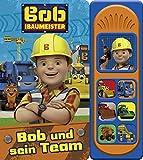 Bob der Baumeister - Soundbuch - Mattel Pappbilderbuch mit 7 Geräuschen - Buch zur Lizenz