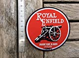 Toppe aufnaher toppa - ROYAL ENFIELD - thermocollant