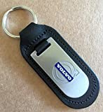 Portachiavi Volvo, portachiavi in pelle per chiave elettronica