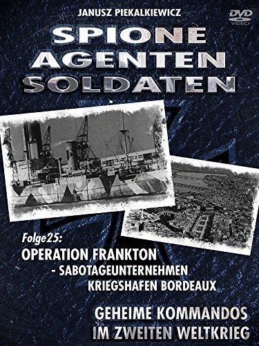 Spione-Agenten-Soldaten - Operation Frankton