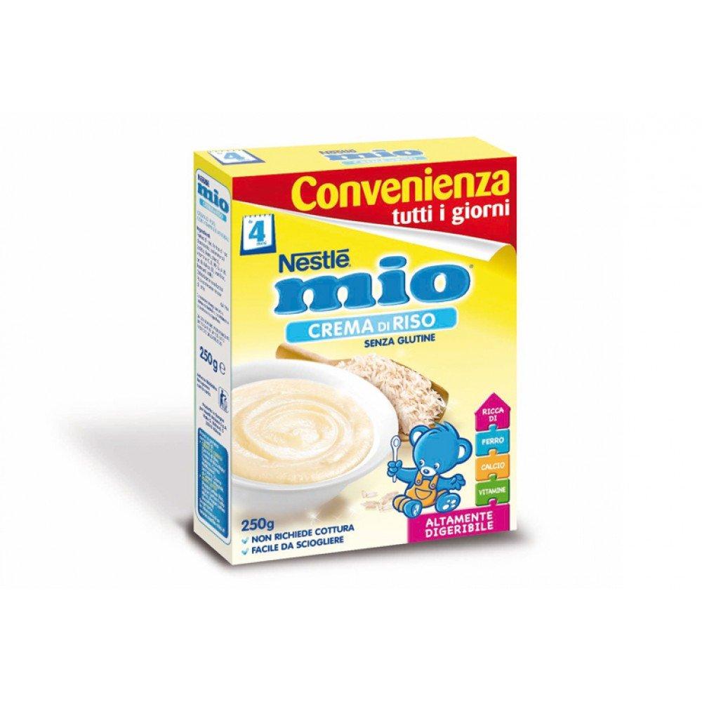 Nestlé Mio Crema Di Riso 250g
