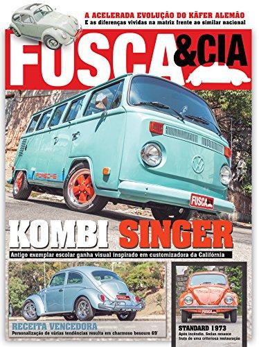 Fusca & Cia Ed.136 (Portuguese Edition) por On Line Editora