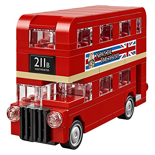 Genuine Lego Creator LONDON BUS Promo Set – 40220 Rare Collectors Item
