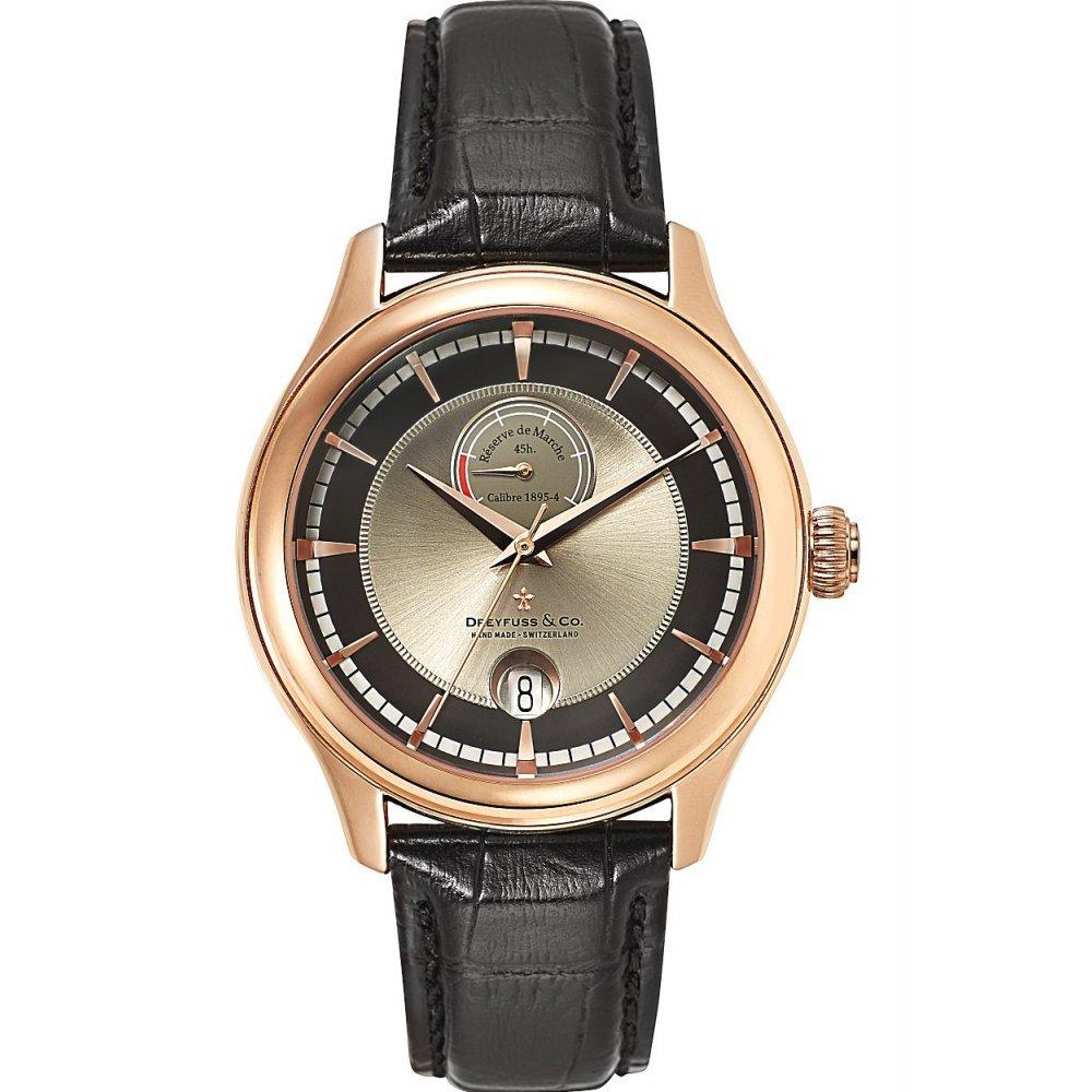 Dreyfuss & Co Watches – Mens Watch – DGS00113/04