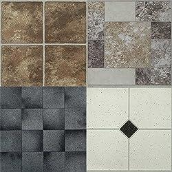 ASAB Self Adhesive Floor Tiles 30 x 30cm (12