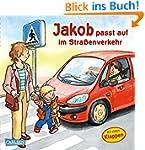 Jakob passt auf im Straßenverkehr (Kl...
