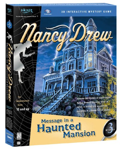 Nancy Drew: Message in a Haunted Mansion (PC)